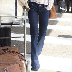 J brand. Love story jeans.